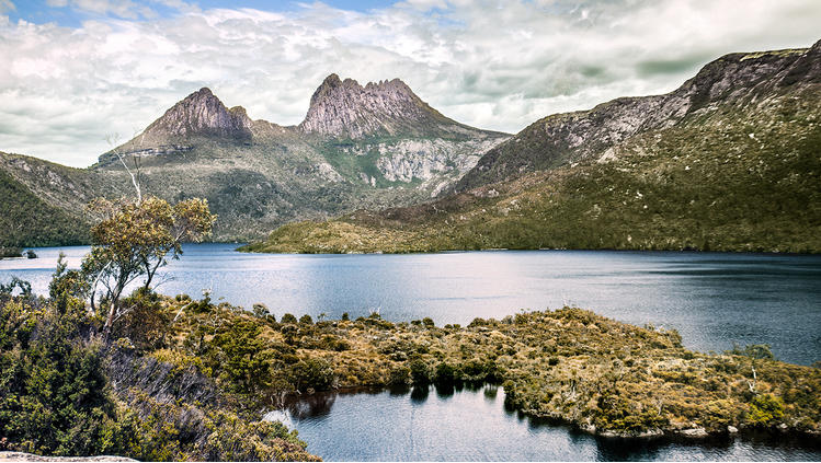 Ride and Seek, Tasmania, guided cycling tour