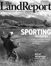 The Land Report Cover Image