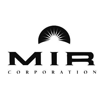 Mir Corporation Logo