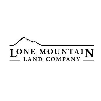 Lone Mountain Land Co Logo