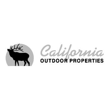 Califronia Outdoor Properties Logo